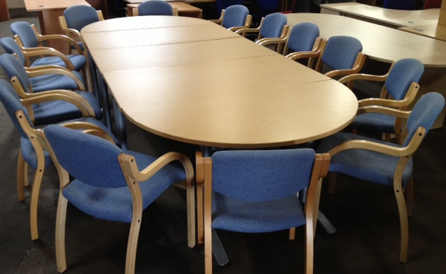 Boardroom Tables Martins Furniture Centres Discount Office South Yorkshire Tel 01709 702626
